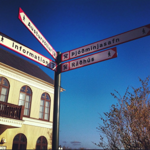 Which way? Lots to do in and around Reykjavik.